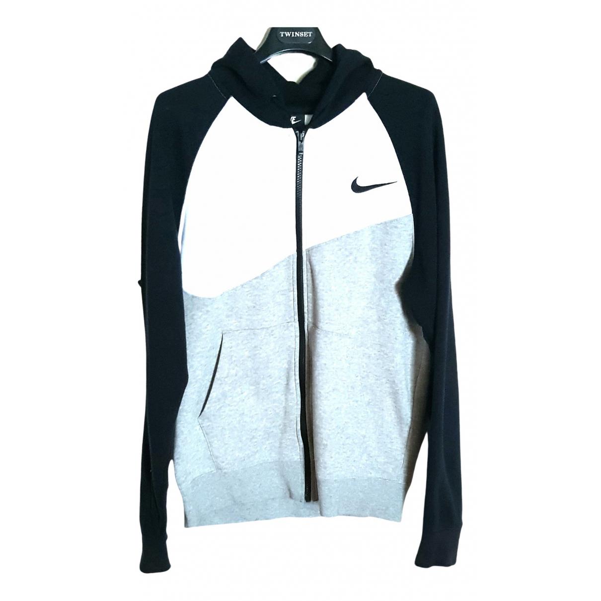 Nike - Pulls.Gilets.Sweats   pour homme en coton - multicolore