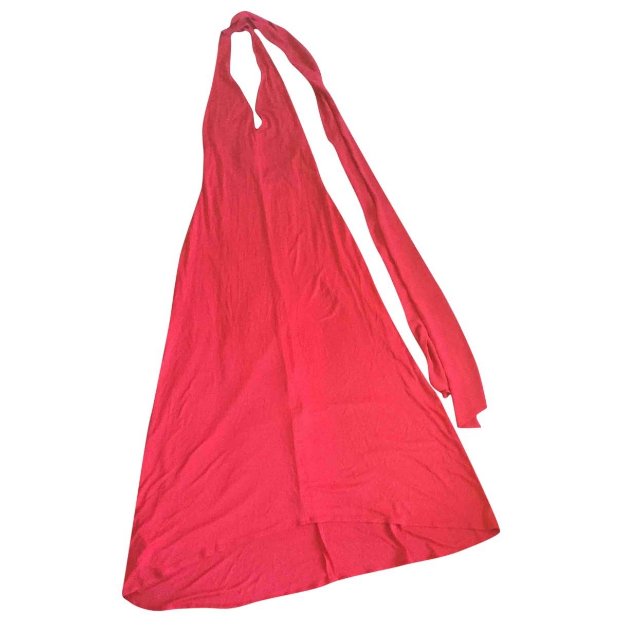Bcbg Max Azria \N Red dress for Women XS International