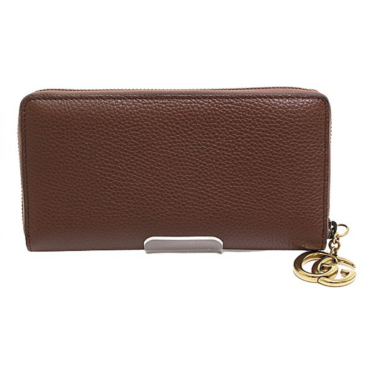 Gucci Continental Brown Leather wallet for Women N