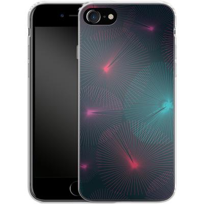 Apple iPhone 7 Silikon Handyhuelle - Urchin von Khristian Howell