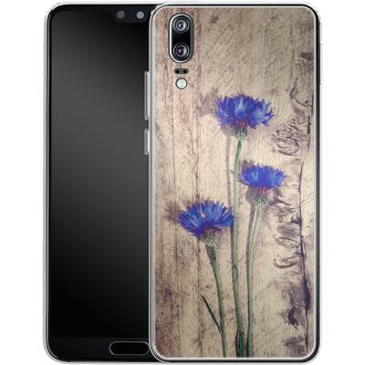 Huawei P20 Silikon Handyhuelle - Feeke von Marie-Luise Schmidt