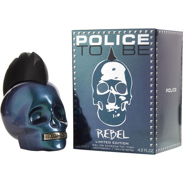 To Be Rebel - Police Eau de toilette en espray 125 ml