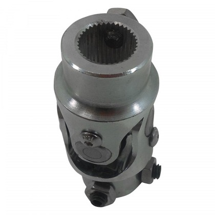 Racing Power Company R5586C U Joint Steering Column  - Chrome