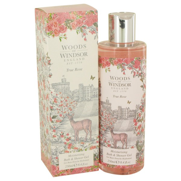 True Rose - Woods Of Windsor Duschgel 250 ml