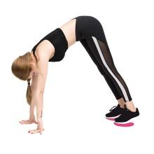 2pcs Yoga Gliding Disc