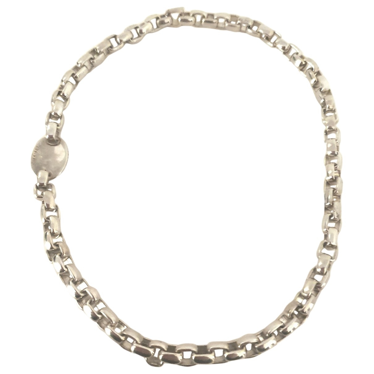Chanel \N Silver Silver necklace for Women \N