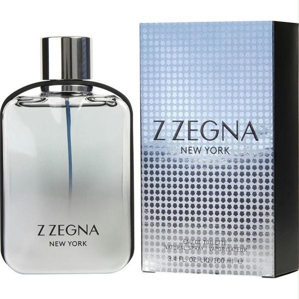 Z Zegna New York - Ermenegildo Zegna Eau de toilette en espray 100 ml