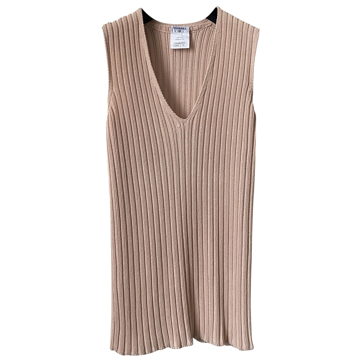 Chanel \N Top in  Rosa Synthetik