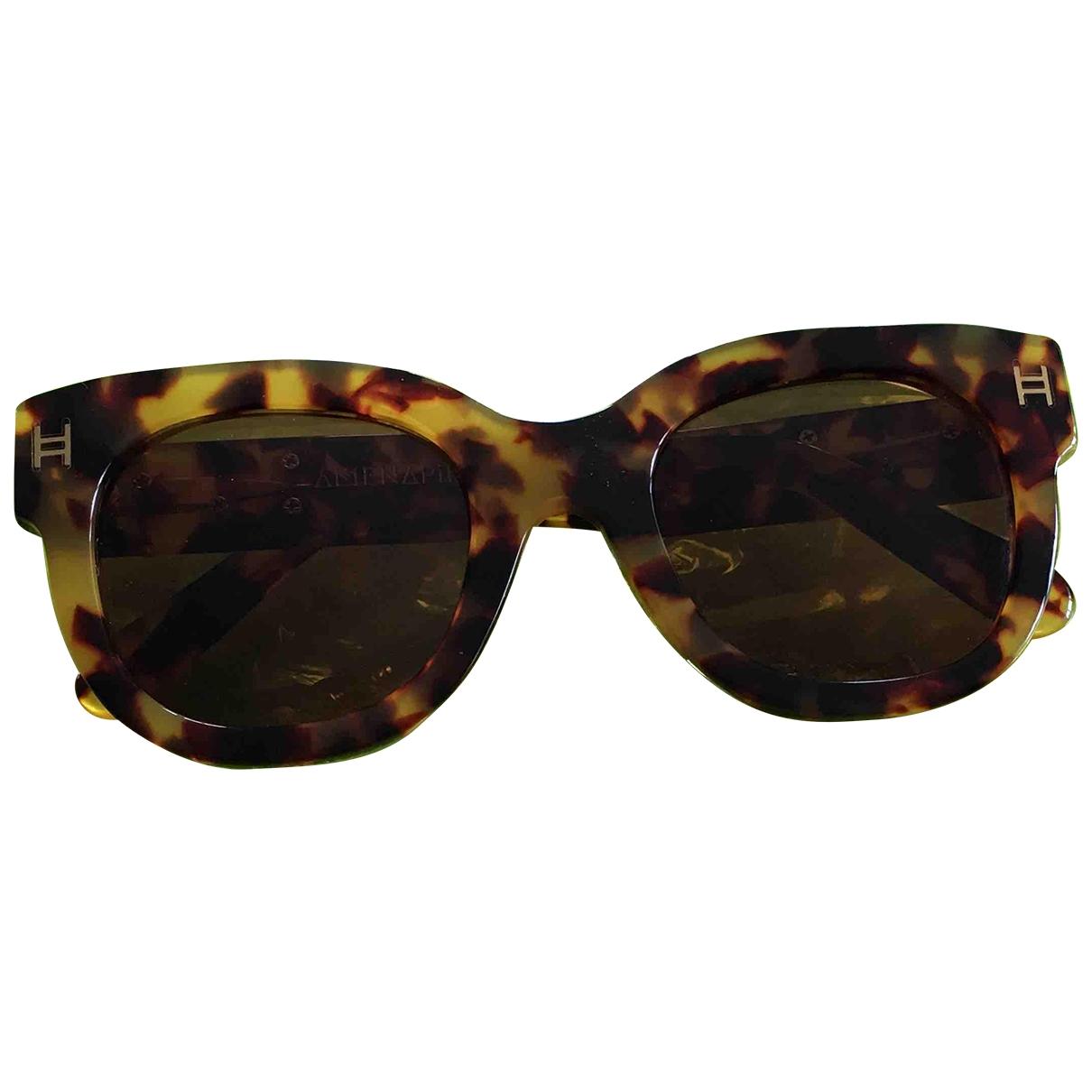 Hipanema \N Brown Sunglasses for Women \N