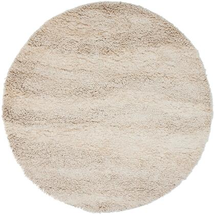 Berkley BRK-3300 10 Round Modern Rug in