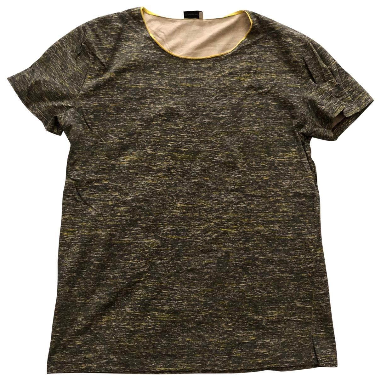 Balenciaga \N T-Shirts in  Grau Baumwolle