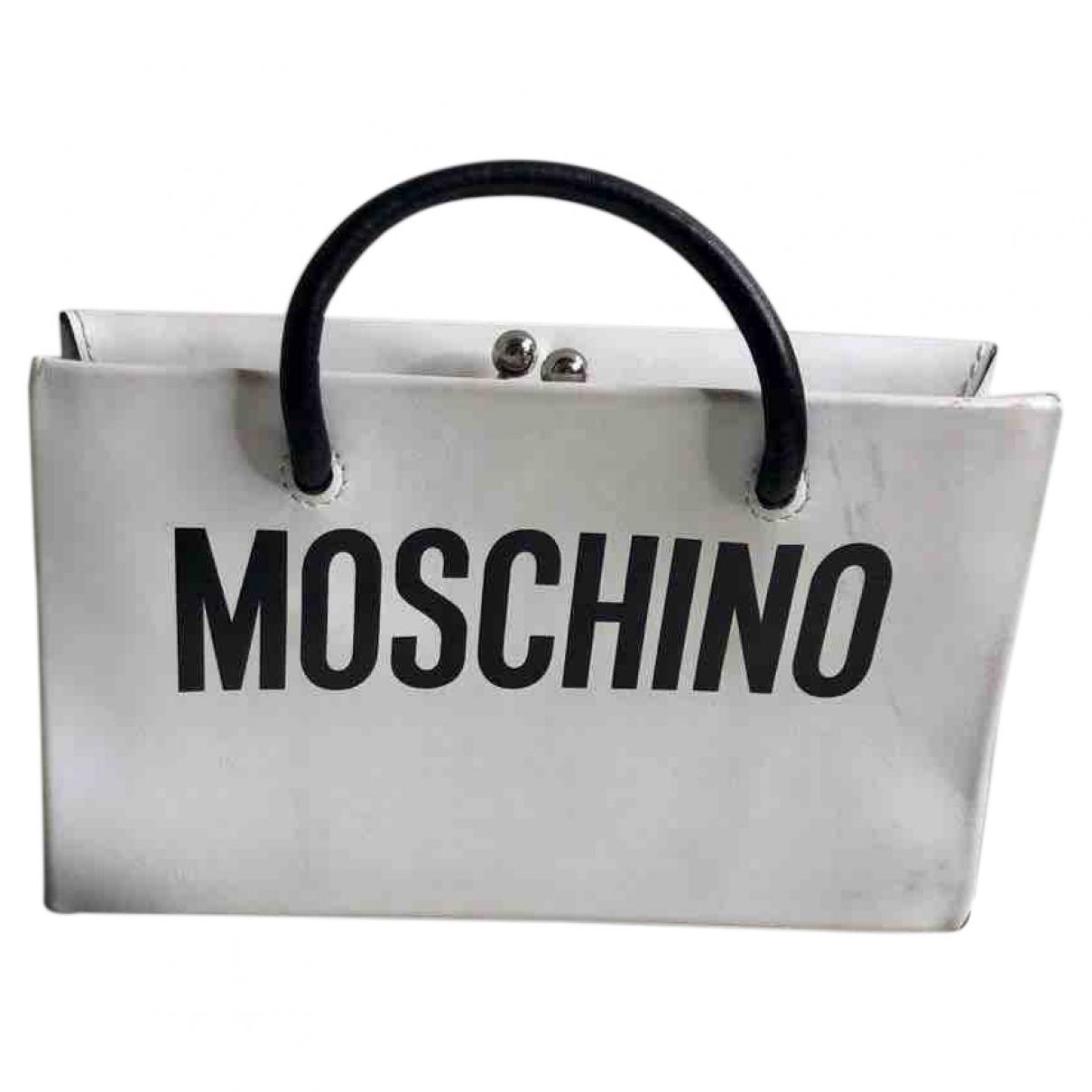 Bolso  de Cuero Moschino