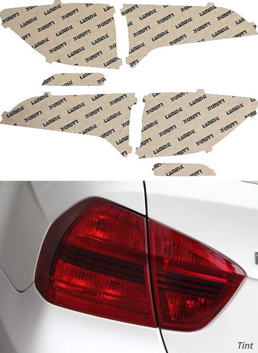 Acura RDX 13-15 Tint Tail Light Covers Lamin-X AC225T