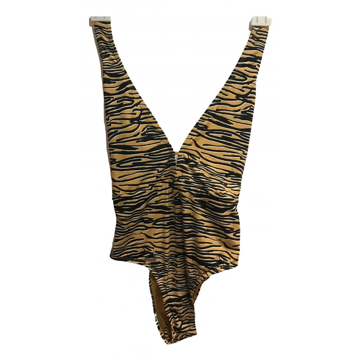 Non Signé / Unsigned \N Camel Swimwear for Women L International