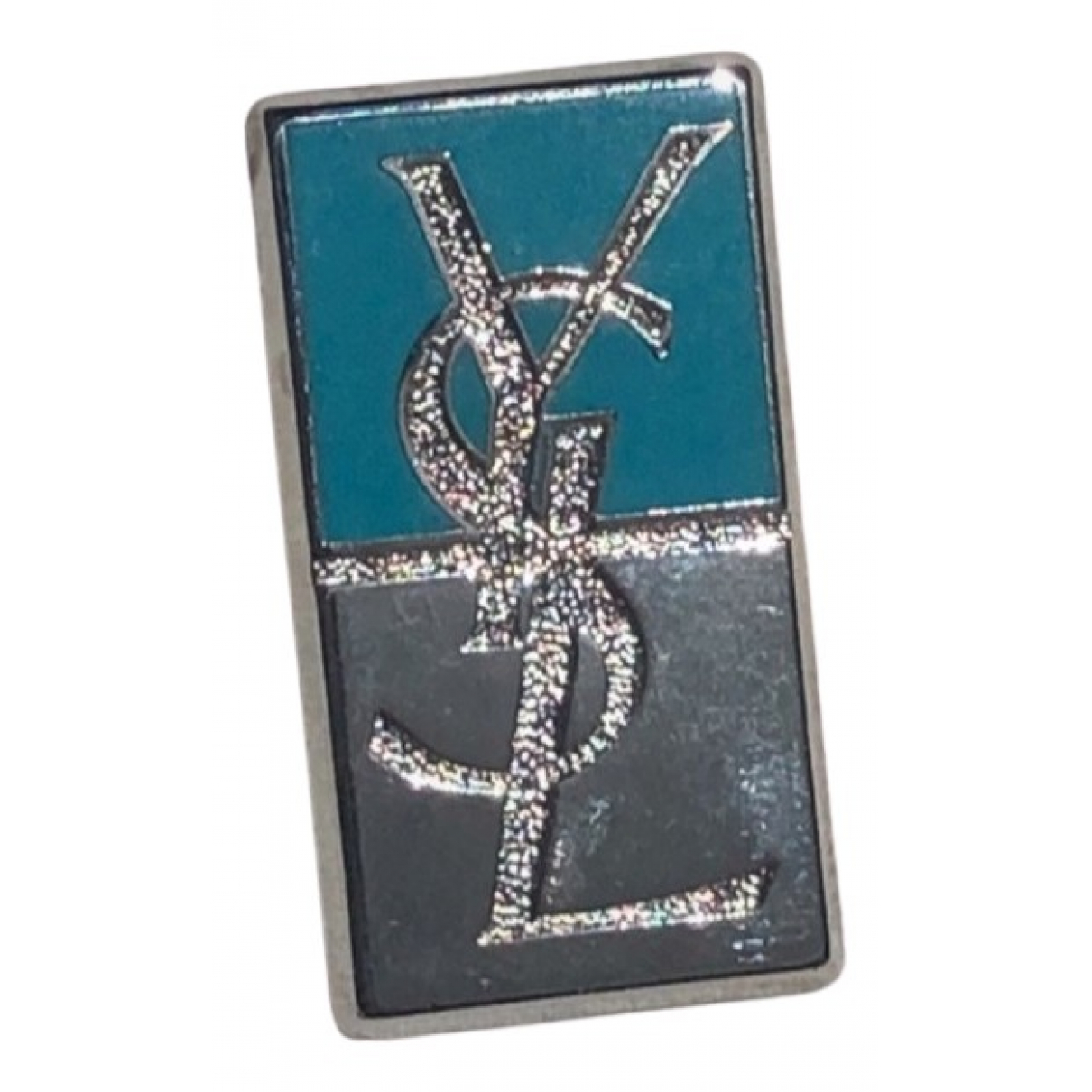 Yves Saint Laurent N Multicolour Metal Pins & brooches for Women N
