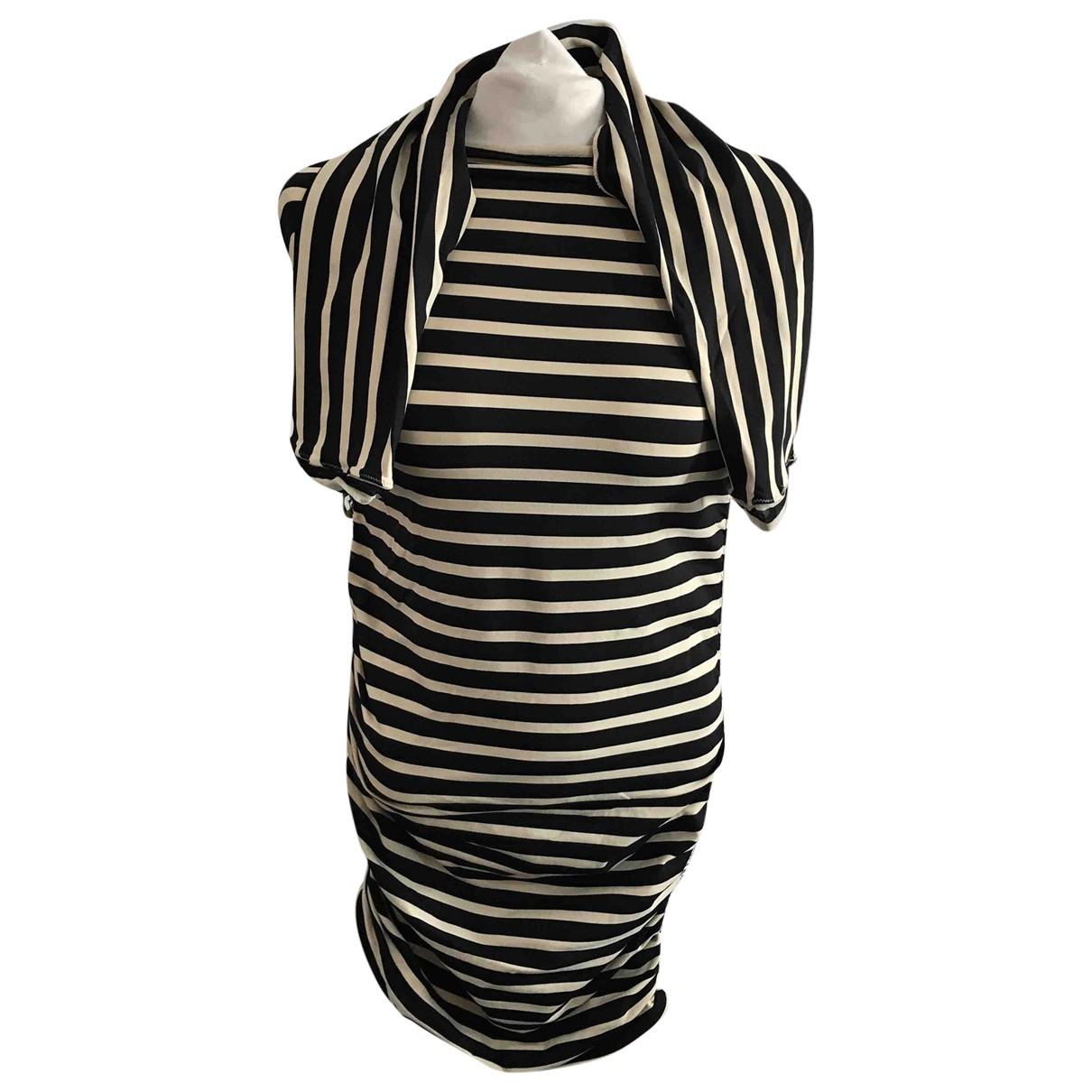 Jean Paul Gaultier \N Kleid in Polyester