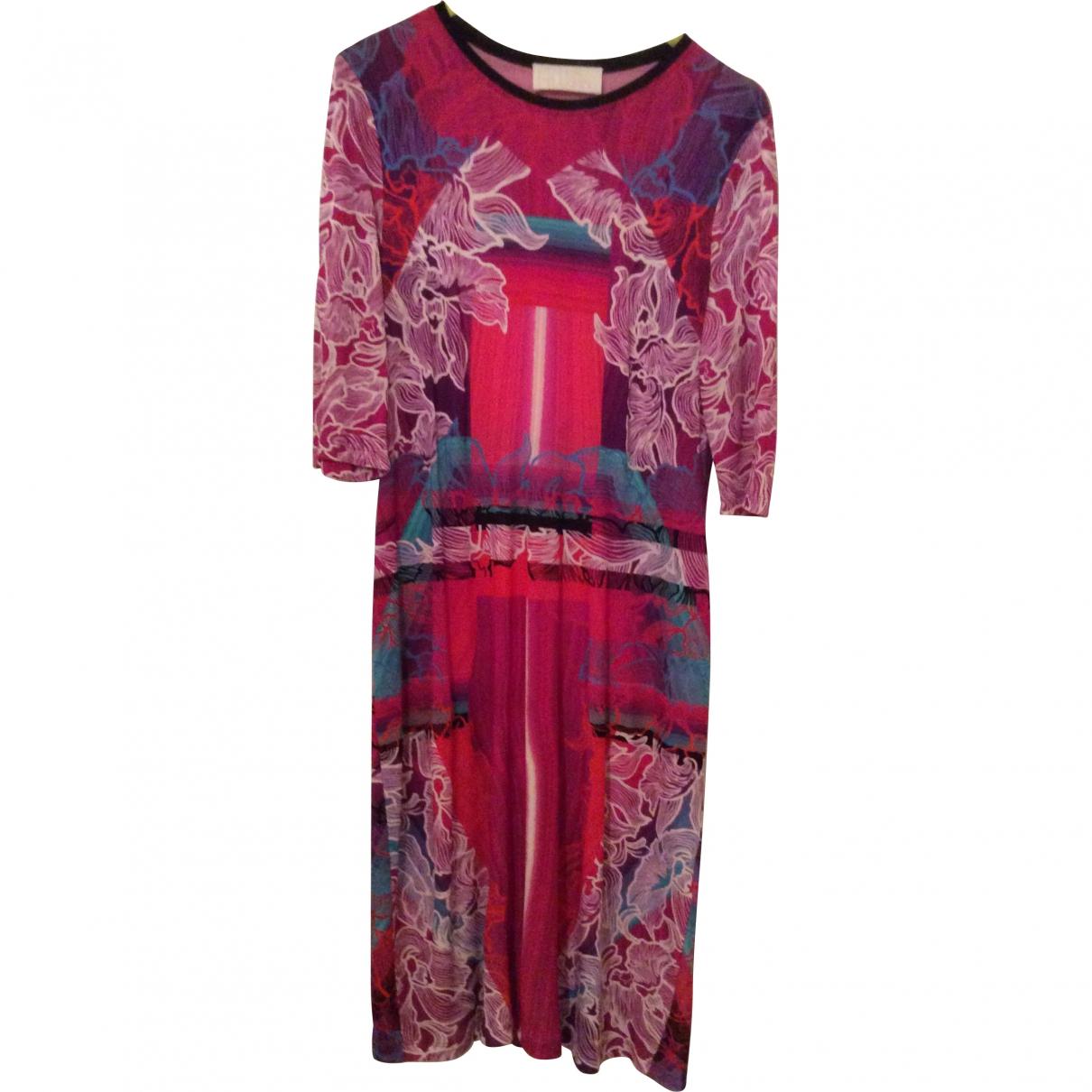 Peter Pilotto \N Multicolour dress for Women 14 UK