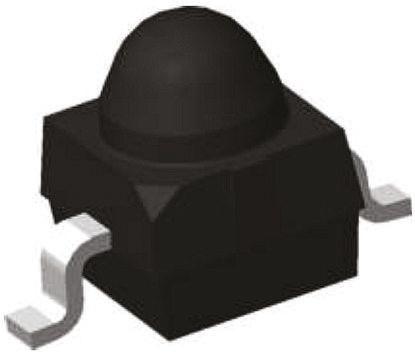 Vishay VSMB2020X01 , 940nm IR LED, Subminiature SMD package (10)