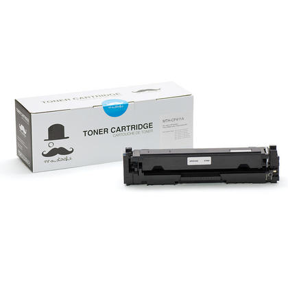 Compatible HP Color LaserJet Pro MFP M477FNW CyanToner Cartridge - Moustache