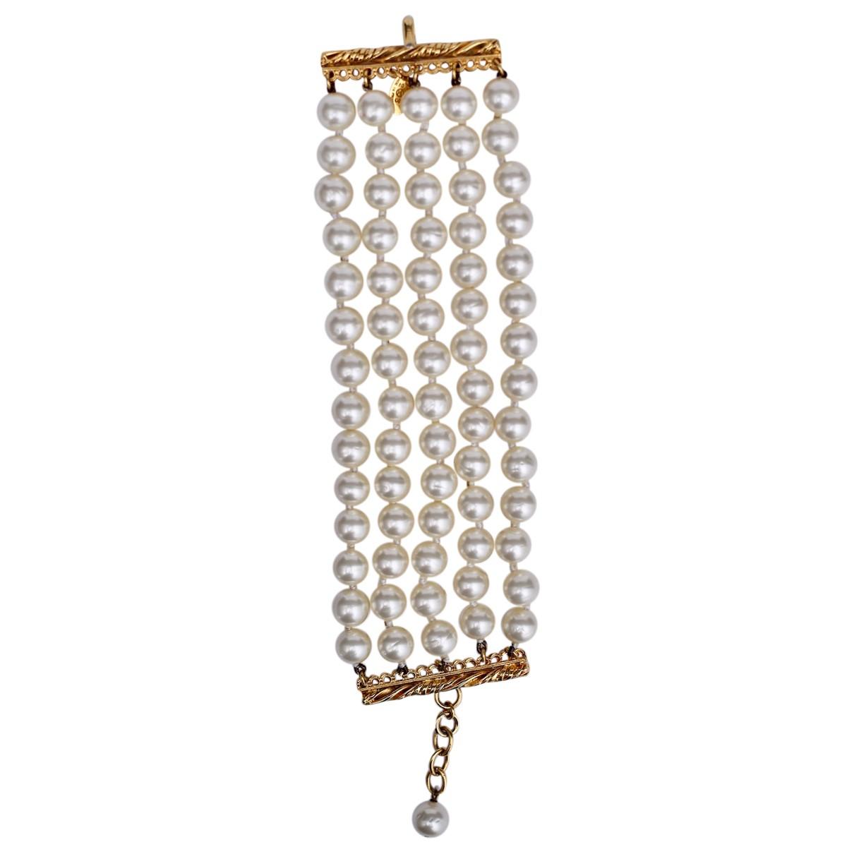 Chanel - Bracelet Baroque pour femme en perles