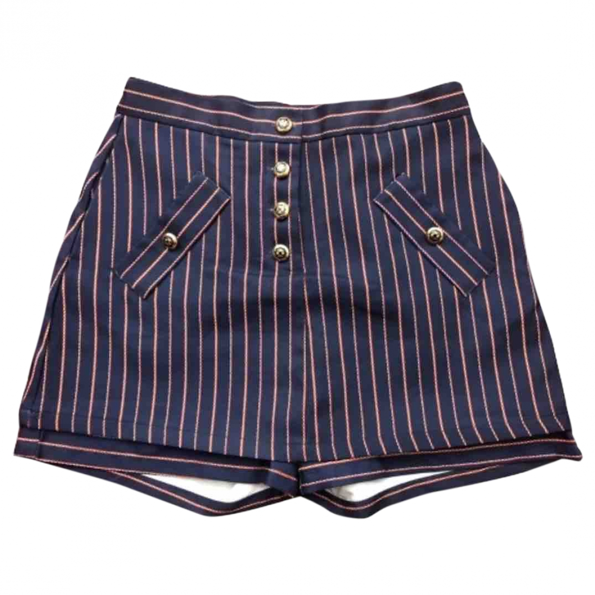 Maje \N Blue Shorts for Women 3 0-5