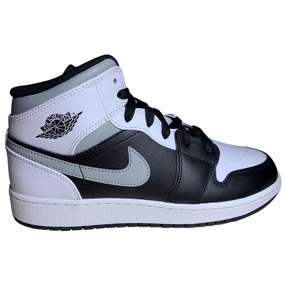 Jordan - Baskets Air Jordan 1  pour femme - gris