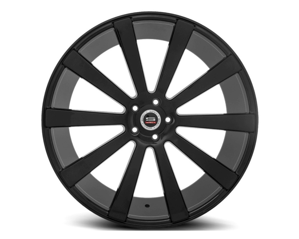 Spec-1 SPL-202 Wheel Luxury Series 20x10.5 Blank 42mm Gloss Black