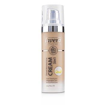 Tinted Moisturising Cream 3 In 1 With Q10 - 00 Ivory Rose