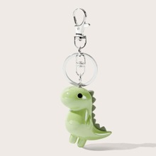 Cartoon Dinosaur Keychain