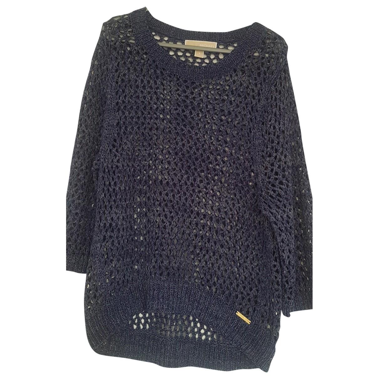 Michael Kors \N Pullover in  Blau Polyester