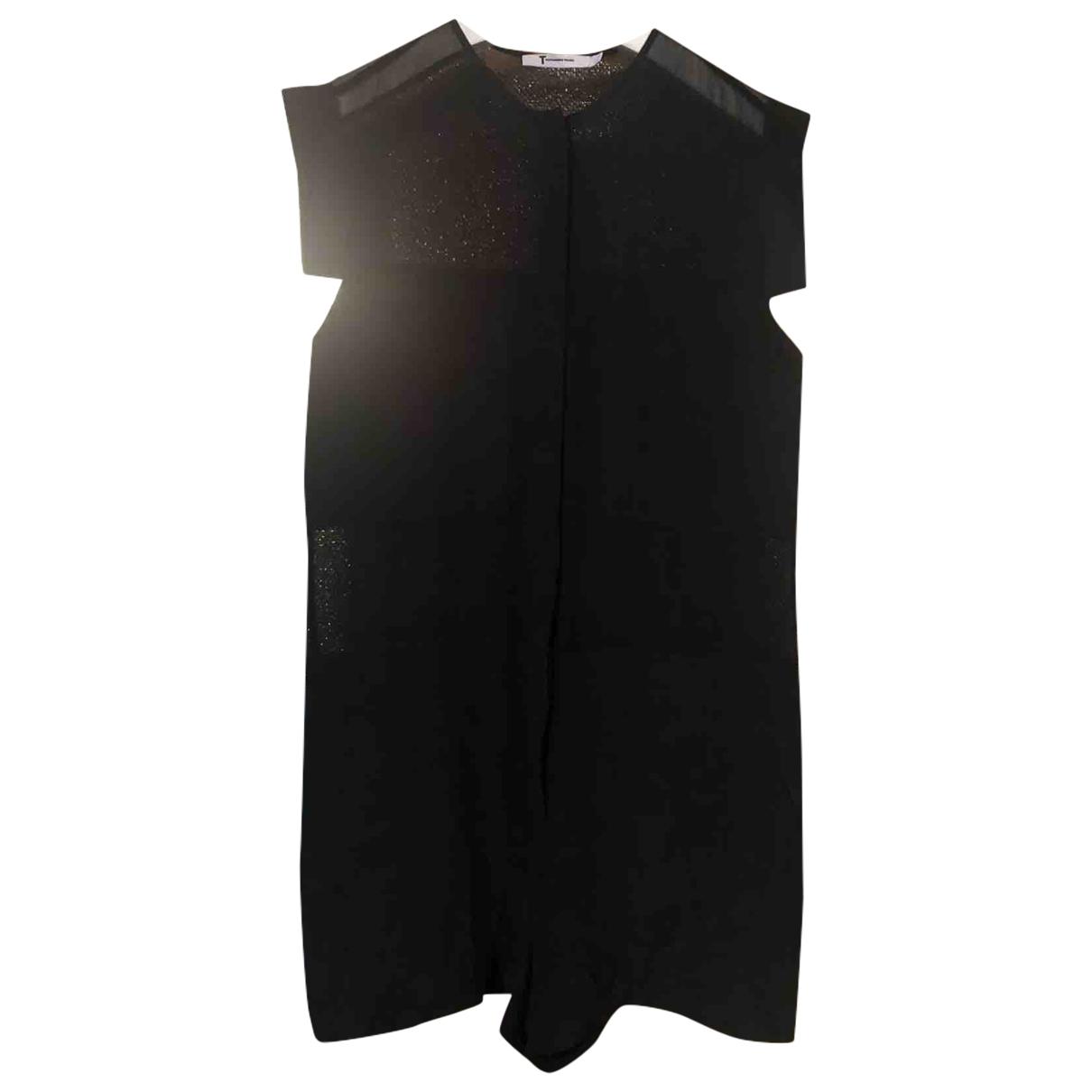 Alexander Wang \N Black Silk jumpsuit for Women S International