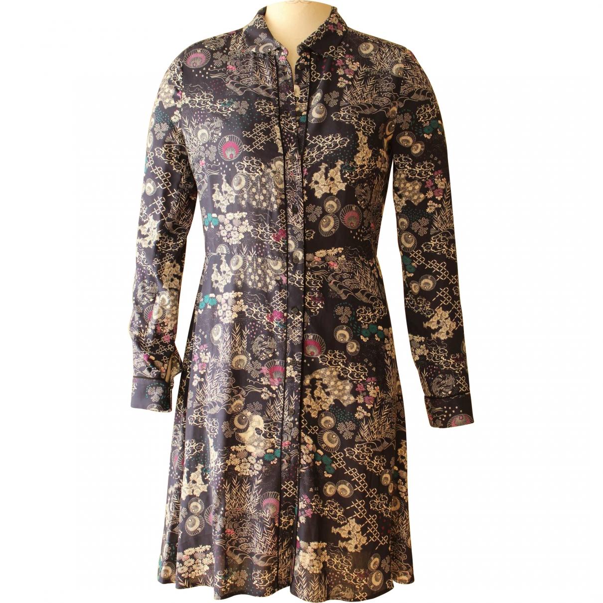 Zapa \N Blue dress for Women 38 FR