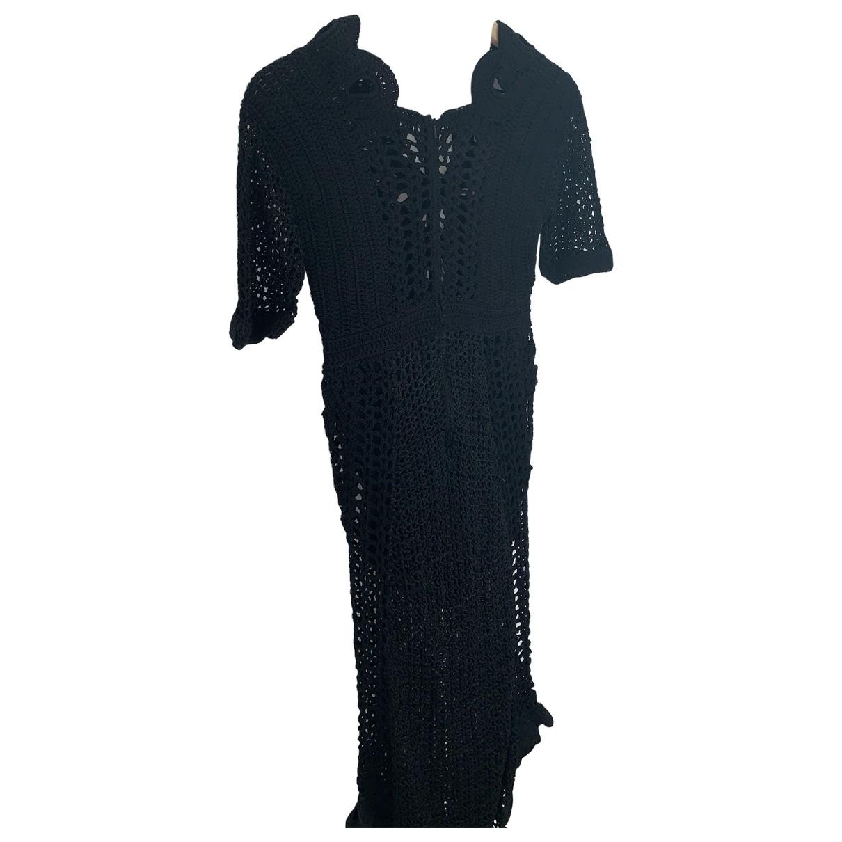 Alice Mccall N Black Cotton dress for Women 32 FR