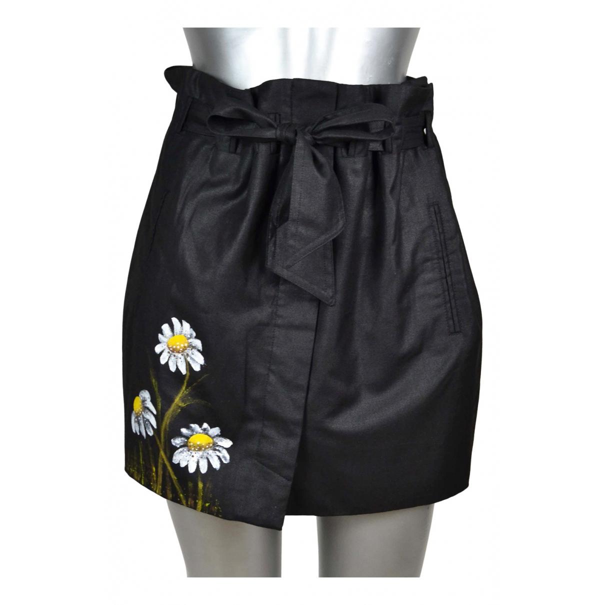All Saints \N Black skirt for Women 8 UK