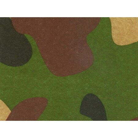 Pack of 240, Masculine Camo Classic Printed Tissue Paper 20