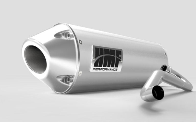 HMF Racing 47224726086 BMW S1000RR Exhaust Systems Brushed