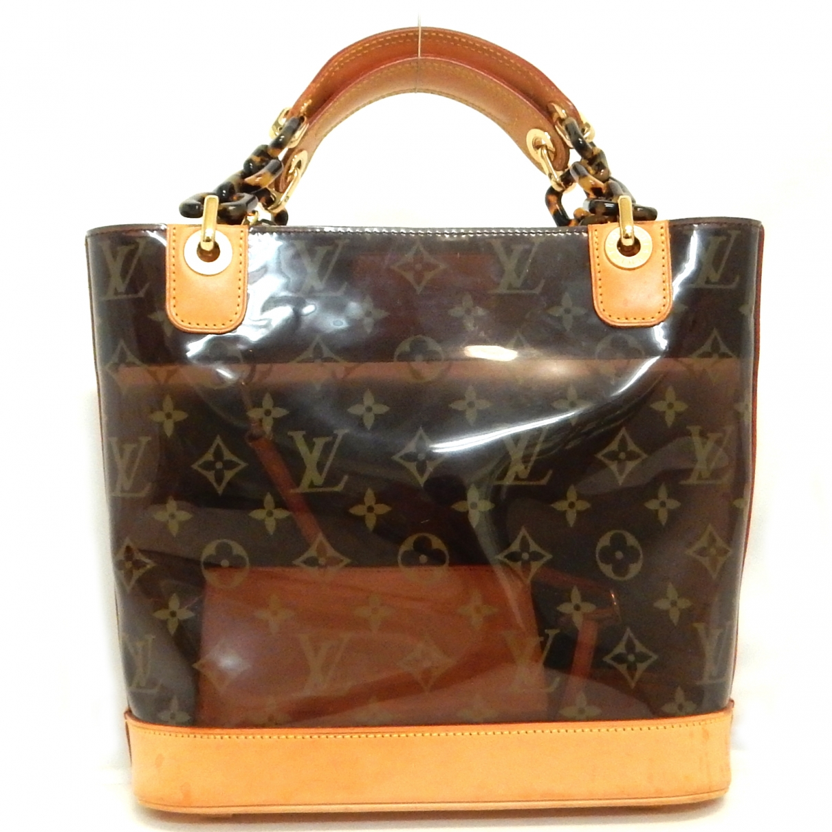 Louis Vuitton Ambre  Brown handbag for Women \N