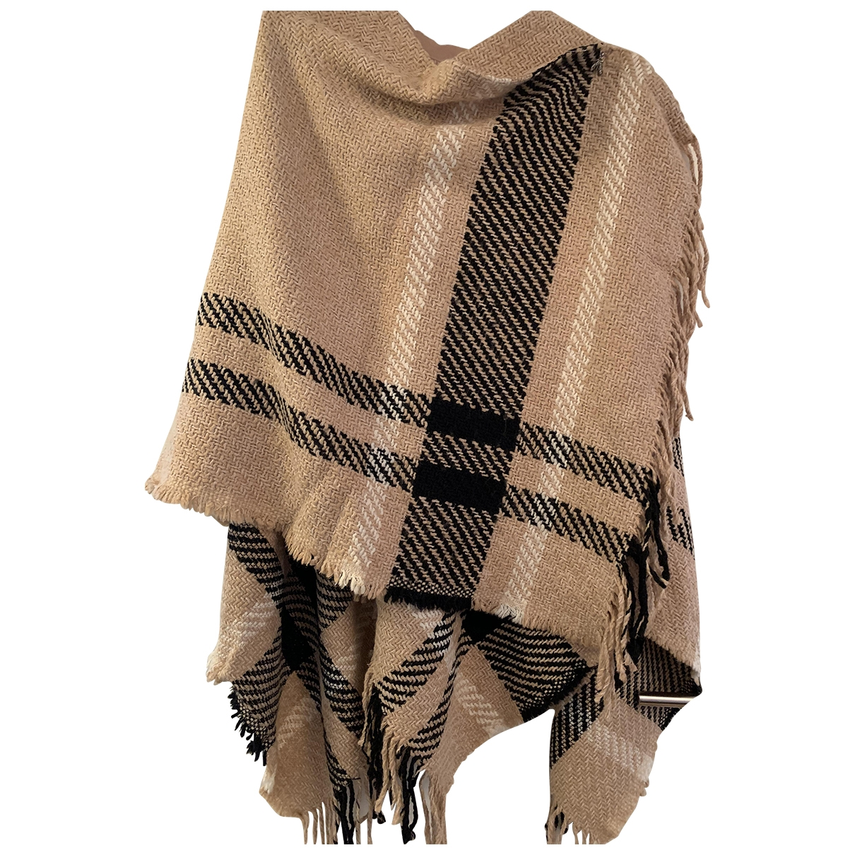 Patrizia Pepe \N Beige Wool jacket for Women One Size International