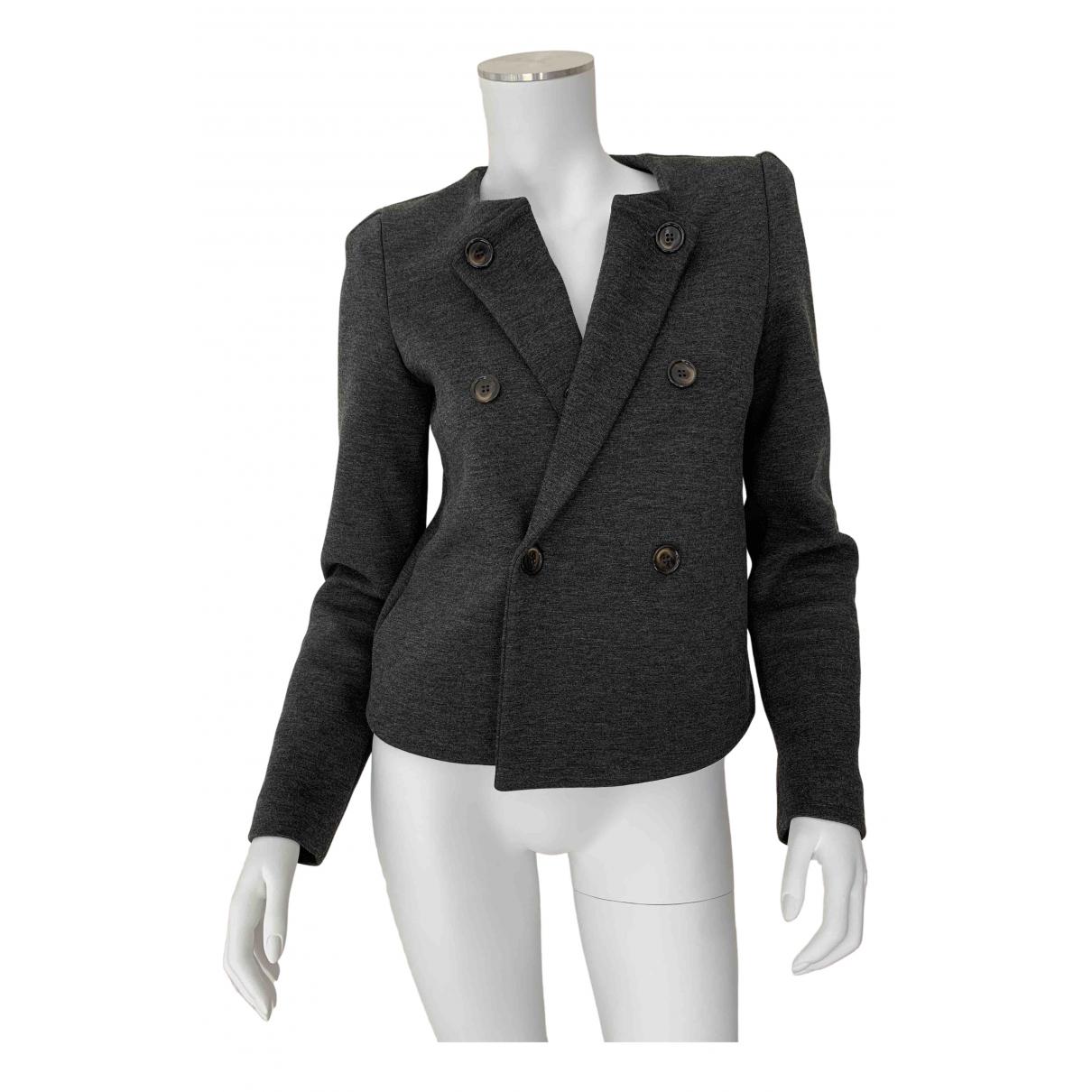 Paul & Joe Sister \N Grey jacket for Women 38 IT