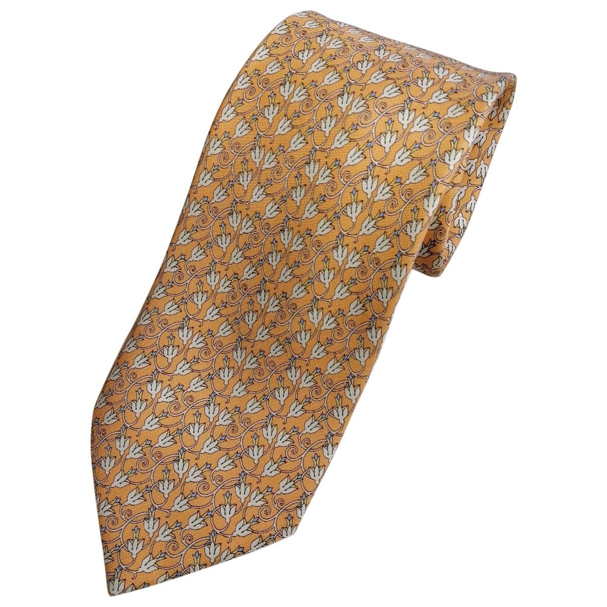 Corbata de Seda Non Signe / Unsigned