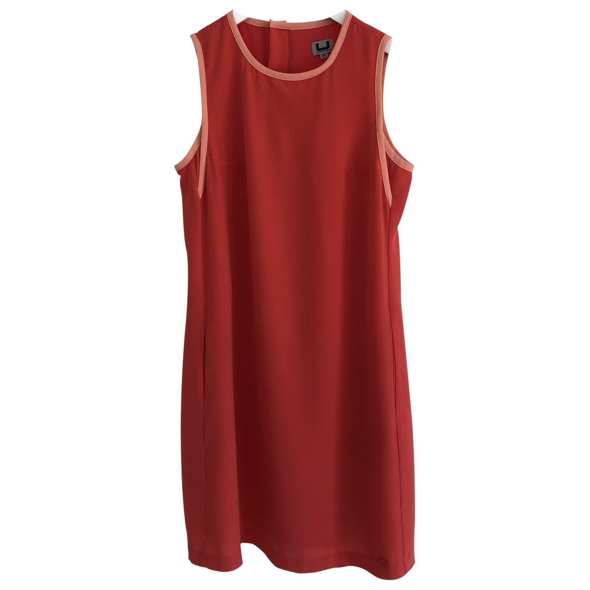Adolfo Dominguez \N Kleid in  Rosa Polyester