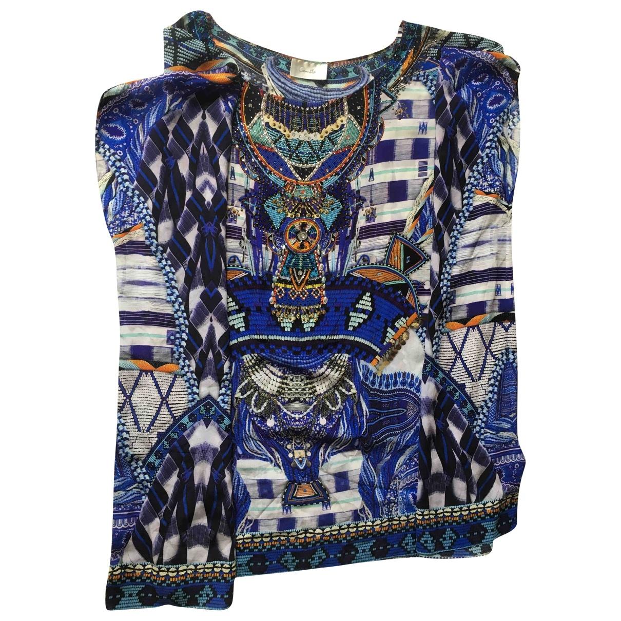 Camilla \N Multicolour Silk dress for Women One Size 0-5