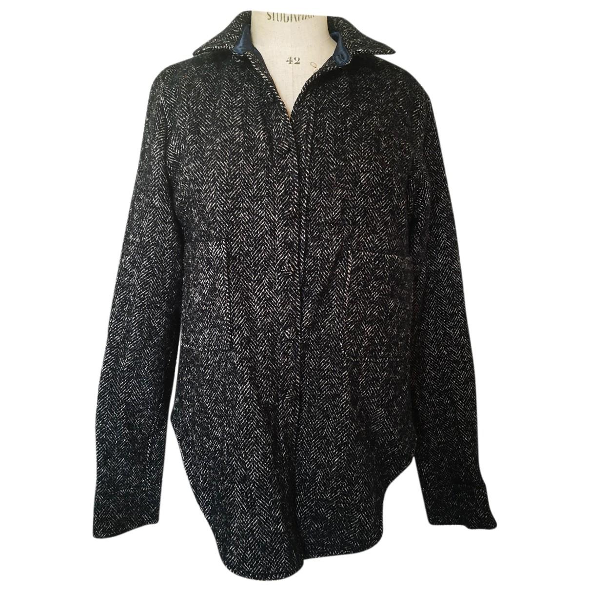 Mes Demoiselles ... N Grey Wool jacket for Women 40 FR