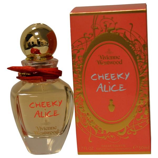 Cheeky Alice - Vivienne Westwood Eau de Toilette Spray 50 ML