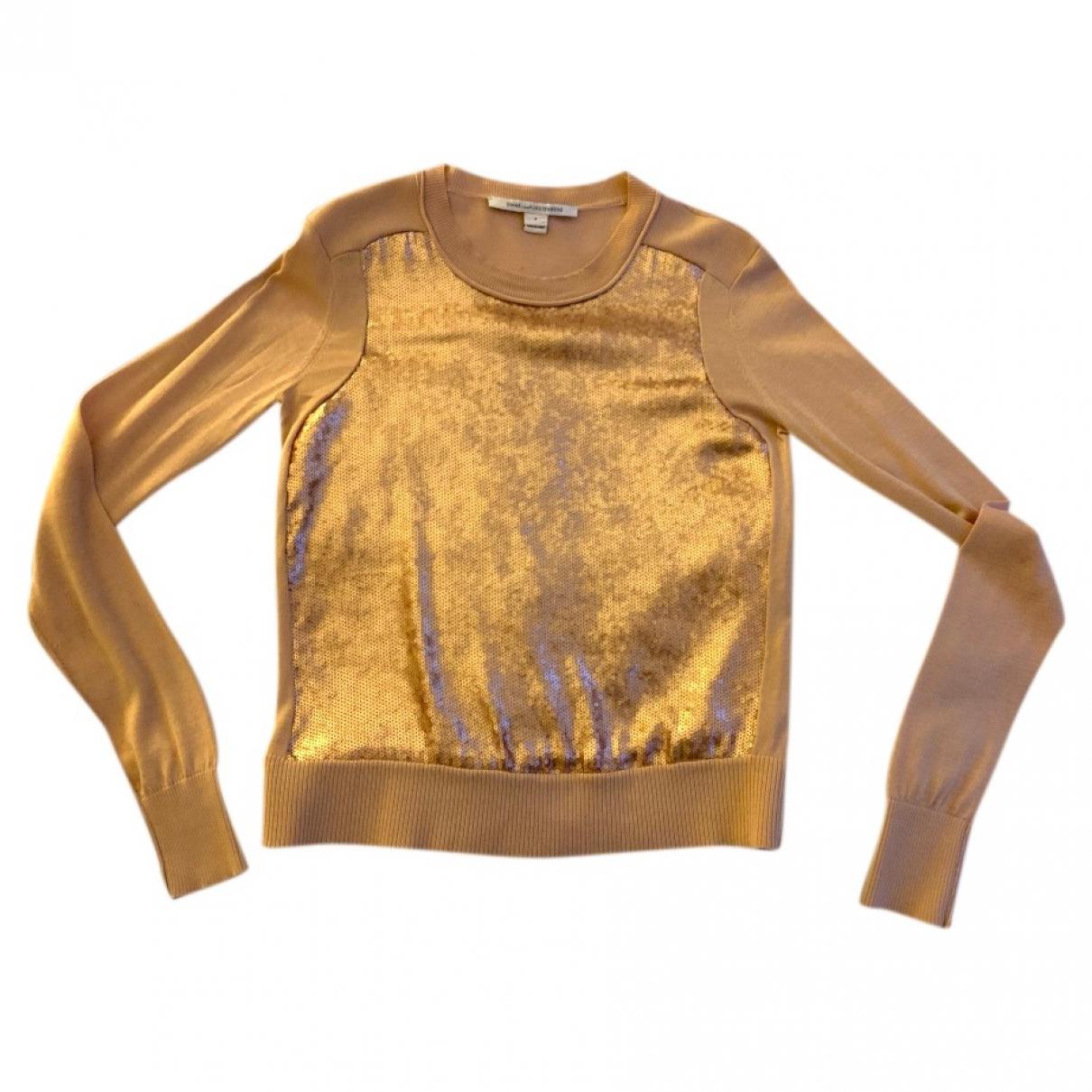 Diane Von Furstenberg \N Silk Knitwear for Women S International