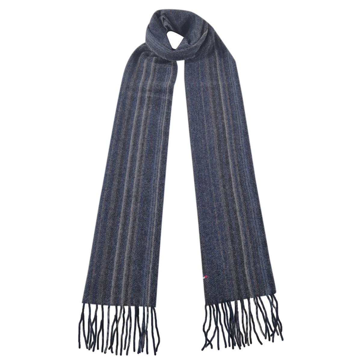 Tommy Hilfiger N Grey Wool scarf for Women N