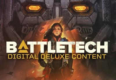 BATTLETECH - Digital Deluxe Content DLC EMEA Steam CD Key