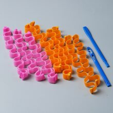 12 piezas rizador de pelo ola de agua