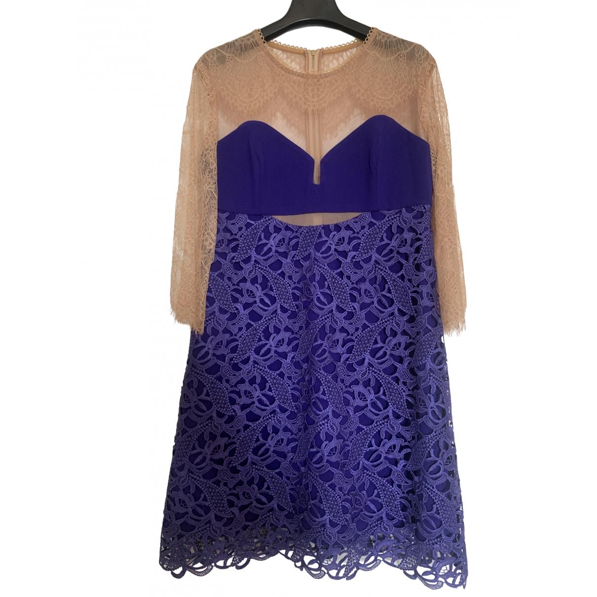 Three Floor Fashion - Robe   pour femme - violet