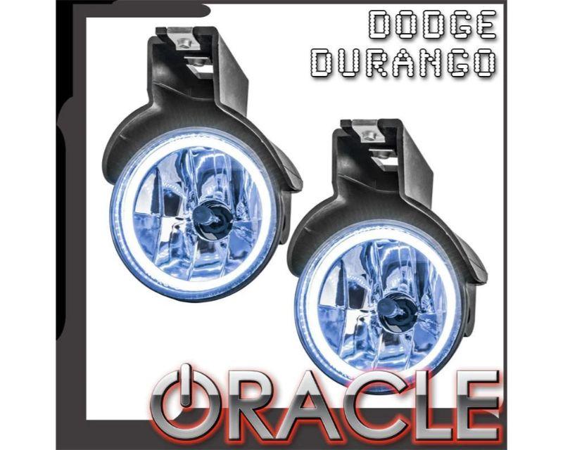 Oracle Lighting 7203-007 Pre-Assembled Fog Lights LED Halo Kit Purple Dodge Durango 1997-2000